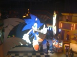 Sega Replubic's Winking Sonic