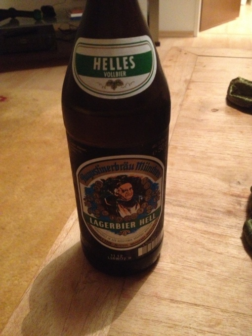first german beer