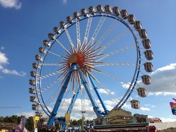 Ocktoberfest 2012 Ferris Wheel